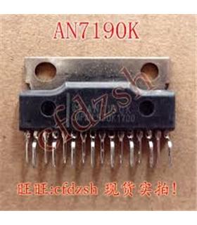 AN7190K - Dual 20 W BTL power amplifier - AN7190K