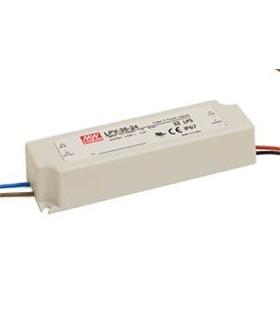 LPV-35-12 - Input 90-264vac outp. 12dc 3a 36w - LPV3512
