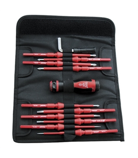 H102700 - Haupa 2K-VDE-Torque set PH 0.5-3.5 - H102700