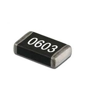Resistencia SMD 100k 0.1W Caixa 0603 - 184100K0603