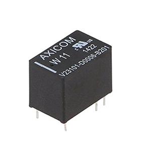 V23101-D0006-B201 - Rele Spdt 12Vdc 1.25Amp - V23101D6B201