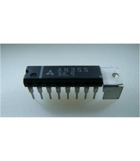 CD4052 - Circuito Integrado - CD4052