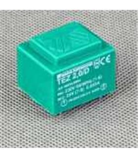 Transformador 230Vac 6V 2VA - T262CI