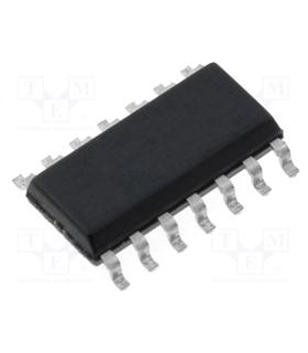 MM74C08 - Quad 2-Input AND Gate - MM74C08