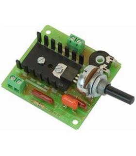 R-8 - Regulador De Velocidade 375W 220V - R8
