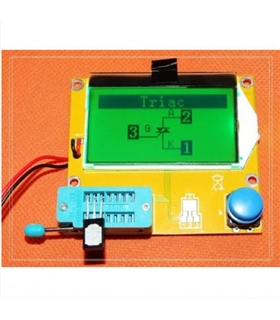 LCR-T4 - Testador de componentes passivos - LCR-T4