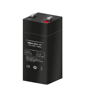 Bateria de Chumbo 4V- 4.5AH - 445