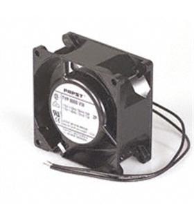 TYP8500 - Ventilador 115V 12W 80x80x38mm - TYP8500