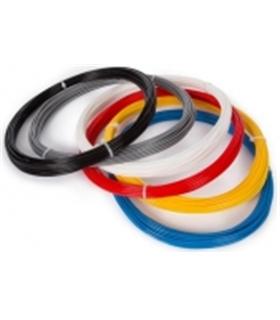 Conjunto de rolos de filamento de impressão 3D em ABS 1.75mm - ABS175SET6