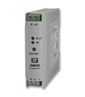 DNR05US24 - Fonte Alimentacao Calha DIN 100-240VAC 24VDC 5W - DNR05US24