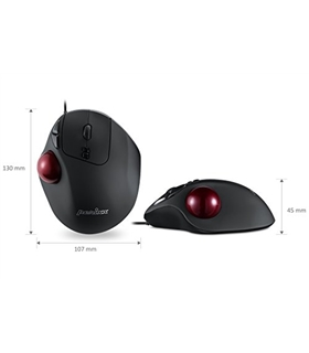 PERIMICE517 - Rato Com Trackball - PERIMICE517