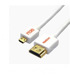 DCU30501525 - Cabo HDMI M / M Micro Slim 1,5mt V1.4 - DCU30501525