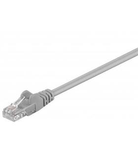 Cabo Rede CAT 5e patch cable U/UTP, grey CCA 2m - MX68357