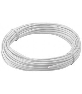 Fio de Cobre Branco Isolado - MX55046