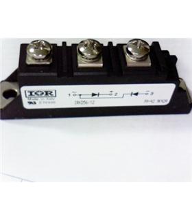 Módulo Tiristor 1200V 55A Add-A-Pak - IRKD56/12