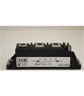 Módulo Tiristor  800V 60A Add-A-Pak - IRKT56/08