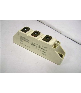 SKKT91/12E - Módulo De Tiristor 1200V 95A Semipak 1 - SKKT91/12E