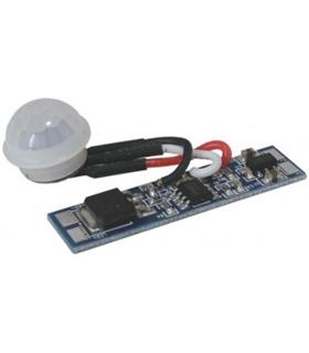 SEN11008 - Módulo Sensor de Movimento p/ Perfil de Fitas LED - SEN11008