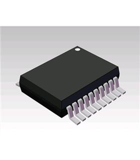 PCM1702U - D/A BiCMOS Adv Sign Magnitude 20-Bit DAC - PCM1702U