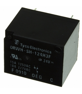 ORWH-SH-124HM3F - General Purpose RELAY PWR SPST-NO - ORWH-SH-124HM3F