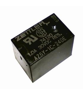 AZ5Y-1C-24DE - Rele Zetler 24V 1 INV 1A - AZ5Y1C24D