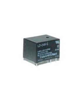 LZ-24H-C - Rele 24VDC 5A 1Inv. - LZ24HC
