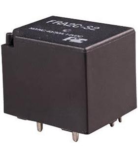 FRA2C-S2 - Relé Electromagnetico 24VDC 40A 7 pinos - FRA2C-S2