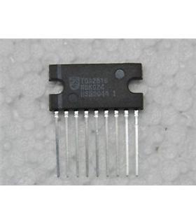 TDA2616 - 2 x 12W Hi-fi Audio Power Amplifiers - TDA2616