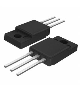 AOTF12N60 - MOSFET, N, 600V, 12A, 50W, 0.55R, TO220F - AOTF12N60