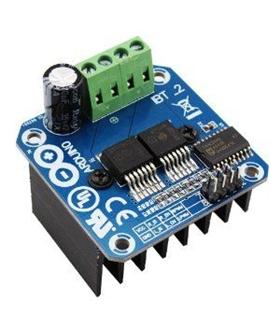 BTS7960B-43A - Motor Driver 43A Arduino - BTS7960B43A
