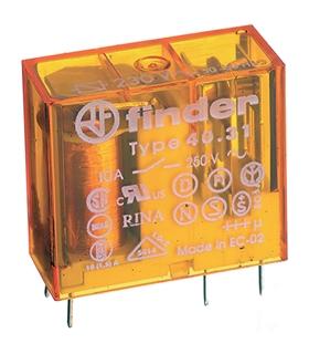 Rele Finder 110V 2Inv. 8A - F40528110