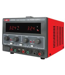 UTP3704S - Fonte alimentação digital de laboratório 2x0-32V - UTP3704