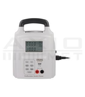 AX-3010H - Fonte Alimentacao Laboratorio 1-30V 10A - AX3010H