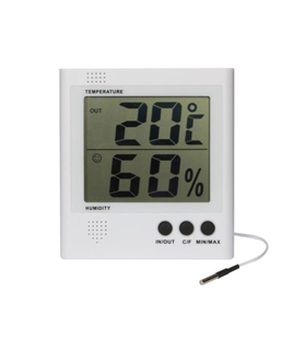 Termometro Digital Higrometro Digital - WS8471