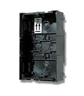 Caixa Plastica para Chumbar 9-10 Extensoes - CMO-010