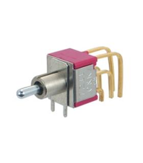 Interruptor Alavanca 2 Circ. 3 Posições ON-(ON)-ON 90º - 9142C3P90