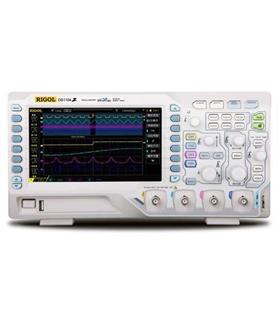 DS1054Z - Osciloscópio Digital 4 canais, 50MHz - DS1054Z