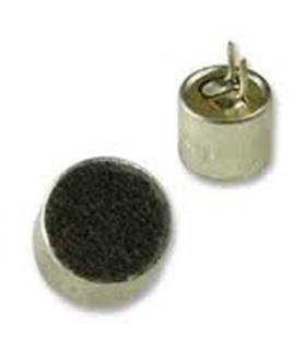 ABM712RC - Microfone de Eletreto 100-10khz 2-10V 2.2kR - ABM712RC