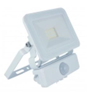 Projetor Slim LED Com Sensor 230VAC 30W 6000K Branco Frio - MX3063479