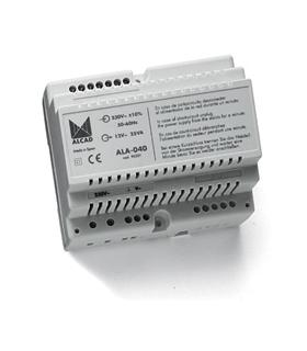 Alimentador 12V ~ 25 VA, porteiro electrónico - ALA-040
