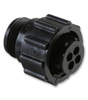 206060-1 - Circular Connector, CPC Series 1, Cable Mount - 2060601