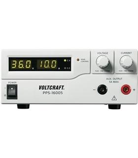PPS-16005 - Fonte de Alimentação 1-36VDc 0-10A 360W - PPS16005