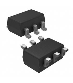 STT7P2UH7 - MOSFET P, 20V, 7A, 1.6W, 0.0195R SOT23-6 - STT7P2UH7