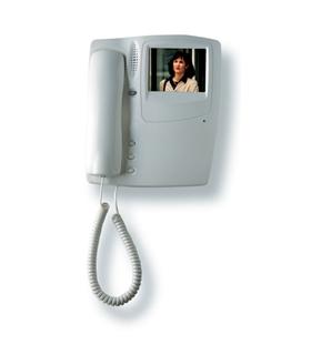 Monitor para Video-Porteiro a Cores Sistema de 2 Fios, L201 - MVC-008