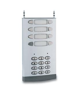 Módulo de placa de rua configuravel 1-6 alturas com teclado - MKD-900