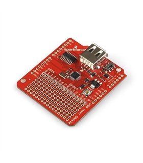 DEV09947 - SparkFun USB host shield - MXDEV09947