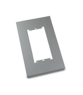 Aro embelezador para placa simples - MAR-900