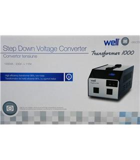 Conversor 220/230VAC - 110VAC 1000VA - TRANSFORMER1000