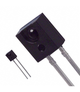 QSE113 - INFRARED PHOTOTRANSISTOR, NPN, 880NM - QSE113