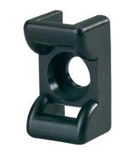 KR8G5 BLACK - BASE, CABLE TIE MOUNT - KR8G5